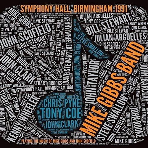 CD : Mike Gibbs - Symphony Hall Birmingham 1991 (United Kingdom - Import, 2PC)