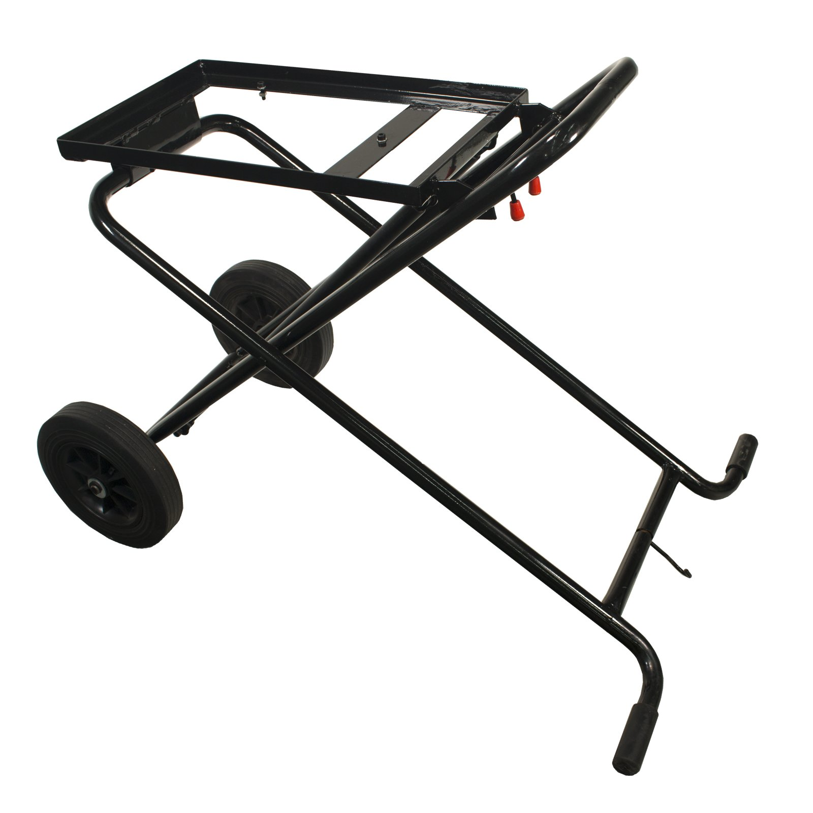 Steel Dragon Tools PT Pipe Threading Machine Cart with 10'' Wheels
