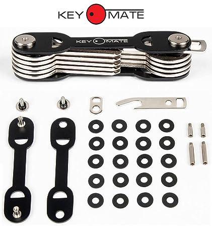 Key Organizer - Compact Smart Key Holder - Practical Multitool Keychain -  EDC Swiss Knife Design