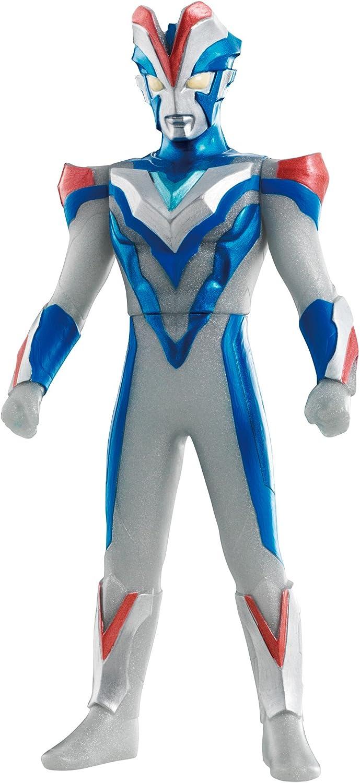 """Bandai Ultraman Ultra Hero 500 07 Ultraman Leo 5/"""" Figure New Japan"""