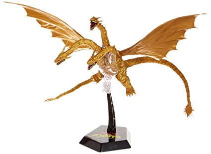 bandai tamashii nations king ghidorah special color version action