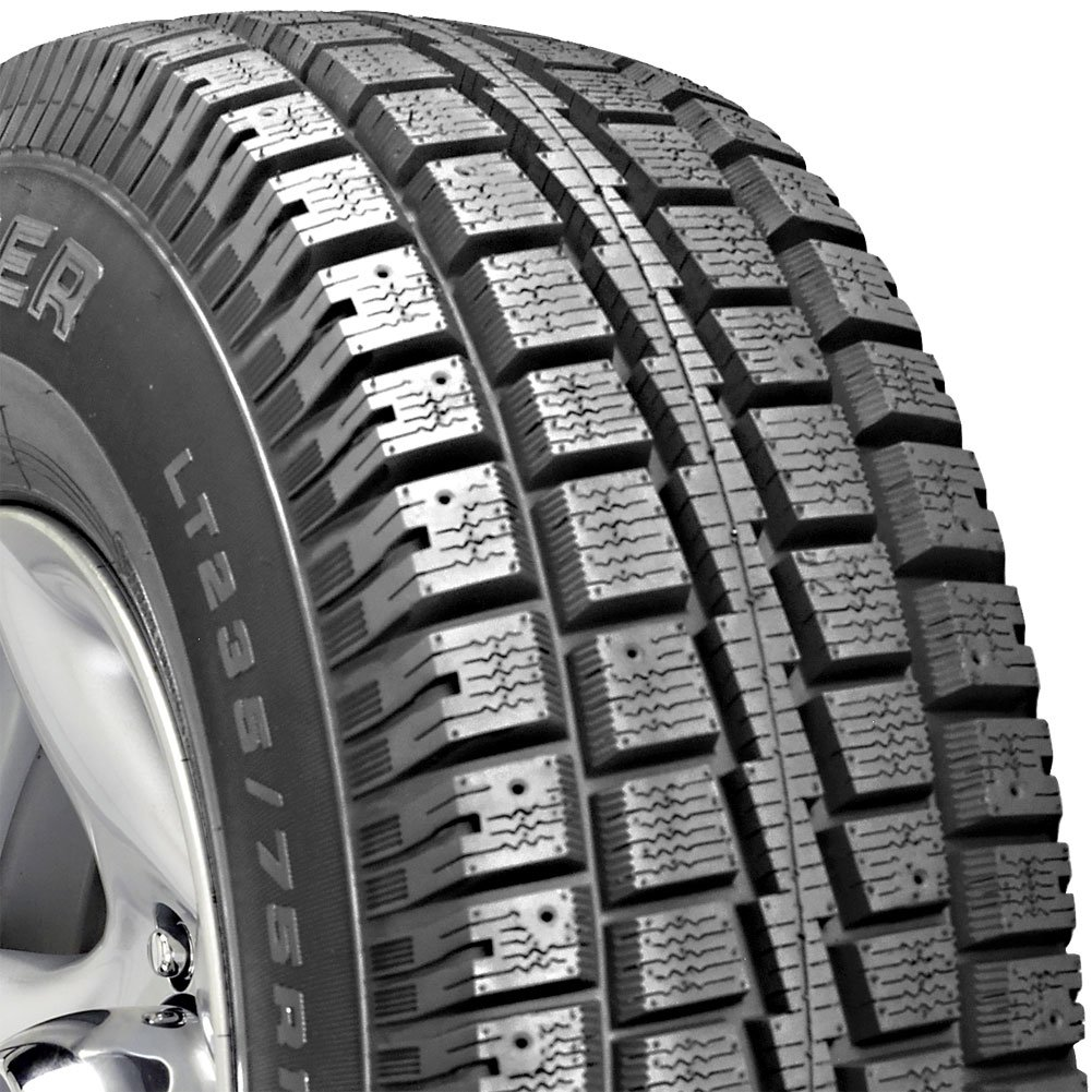 Cooper Discoverer M+S Winter Radial Tire - 245/75R16 111S by Cooper Tire