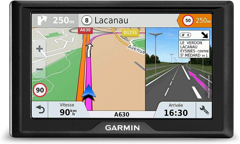Garmin Drive 51 Eu Lmt S Plus Navigationsgerät Schwarz Navigation