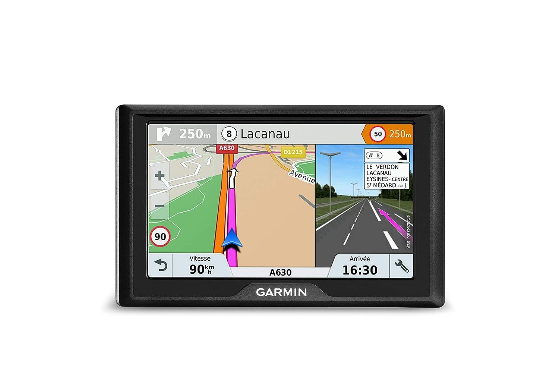 Garmin Drive 40 LM SE - GPS Auto - 4, 3 pouces - Cartes Europe du Sud 15 pays - Cartes et Trafic gratuits à vie 3 pouces - Cartes Europe du Sud 15 pays - Cartes et Trafic gratuits à vie S0202301_01