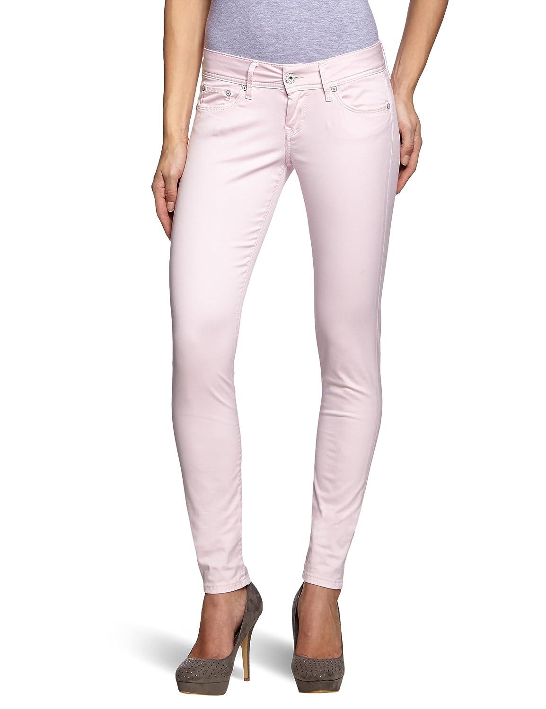 Pepe Jeans Skittle Vaqueros para Mujer: Amazon.es: Ropa y ...