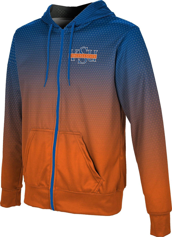 School Spirit Sweatshirt ProSphere Virginia State University Girls Zipper Hoodie Zoom