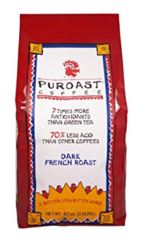 Puroast Low-Acid French Roast Coffee