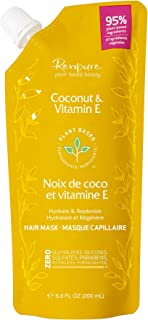 product image for Renpure Plant based beauty coconut & vitamin e hair mask, 6.8 Ounce