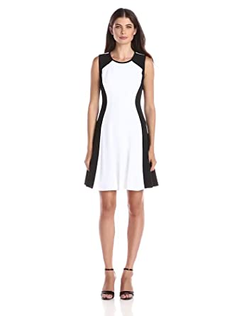 T tahari white dress for teens