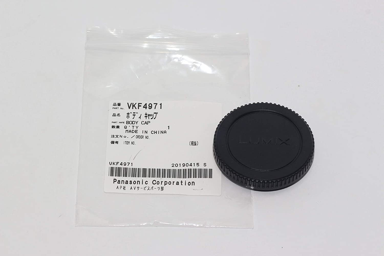 Panasonic VKF4971 Lumix Digital Camera Body Cap DC-G90 DC-G91 DC-G95 DMC-GH3