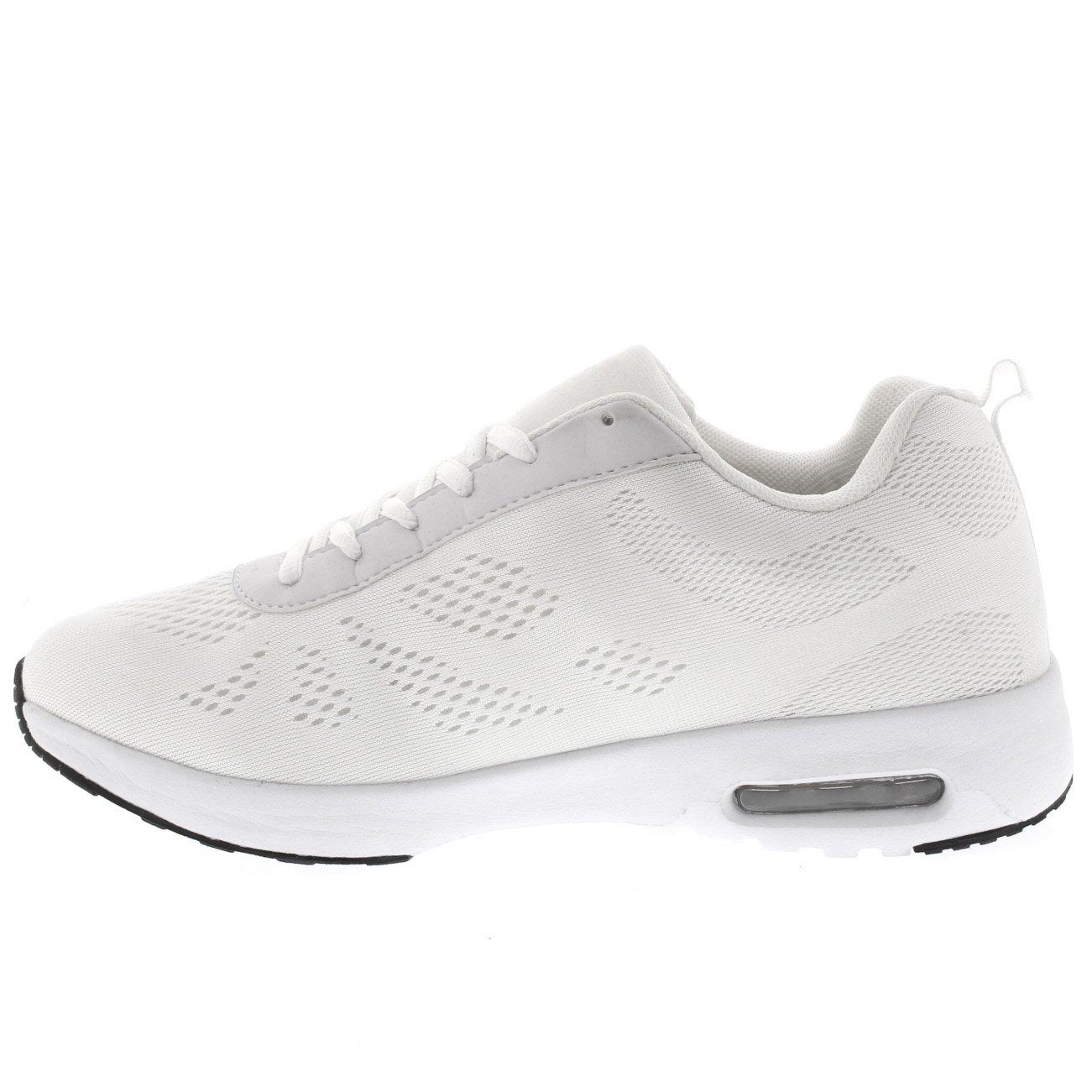 new photos 2a32d dcc0d En Poids Hommes Léger Sport Marchant Chaussures D'air Mode Bulle 1wf0I