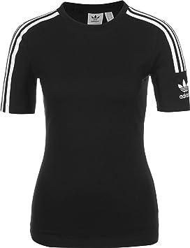 adidas Tight tee Camiseta de Manga Corta, Mujer: Amazon.es: Deportes y aire libre