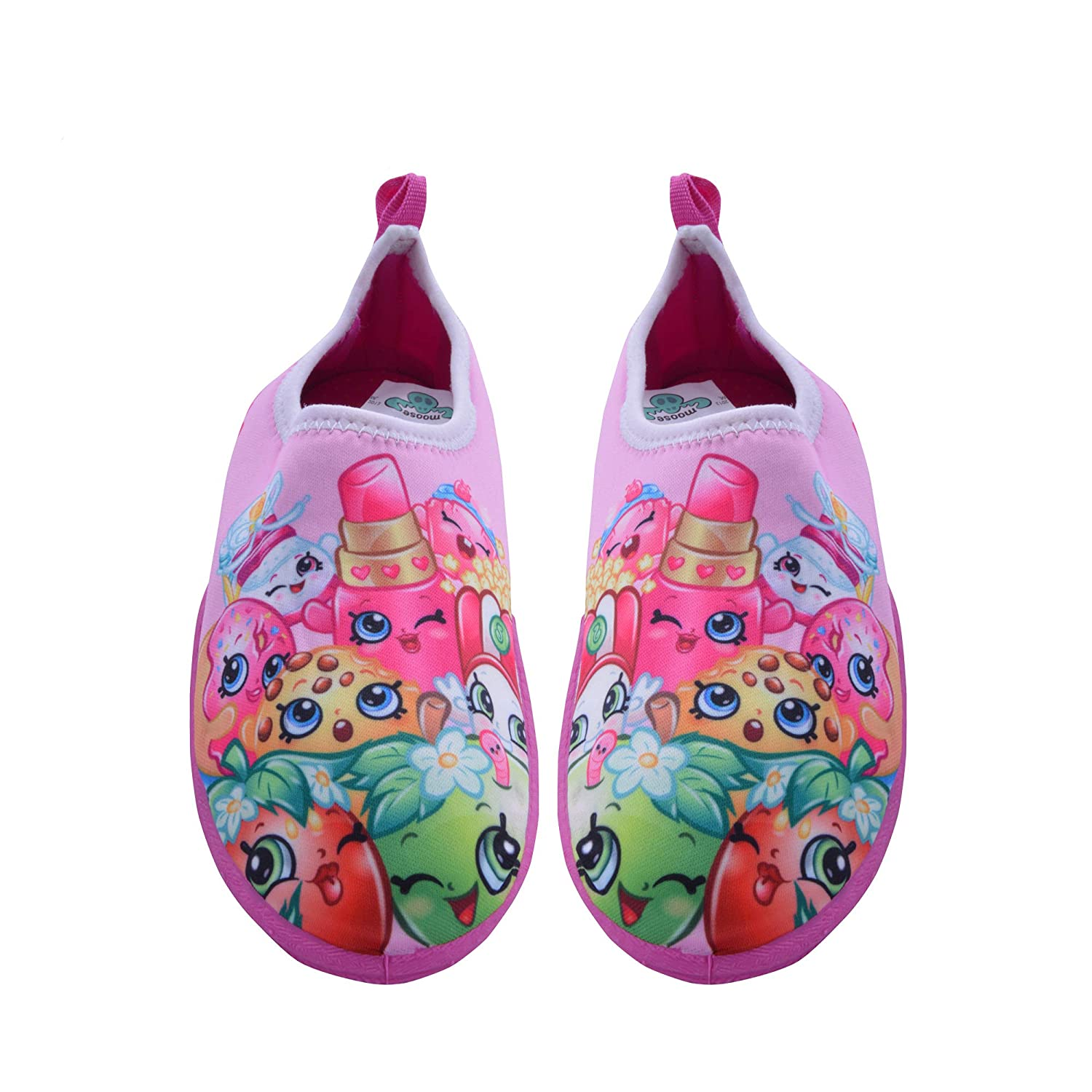 Shopkins Girls Slip-on Water Shoes