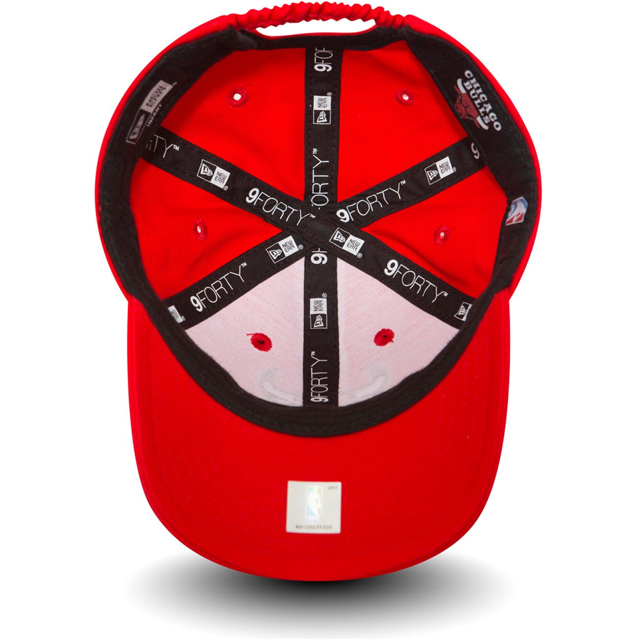 6667a18293c New Era NBA Chicago Bulls Kids Essential 9Forty Elasticback Cap Red Infant  Seaugling  Amazon.co.uk  Clothing