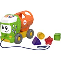 MATTEL FYL39 Fisher-Price Sort and Spill Learning Truck