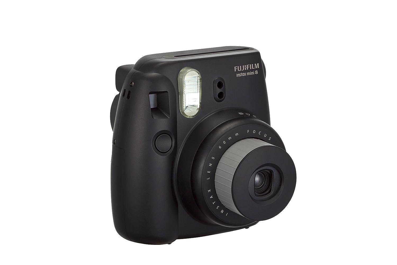 buy fujifilm instax mini 8 instant film camera black online at low
