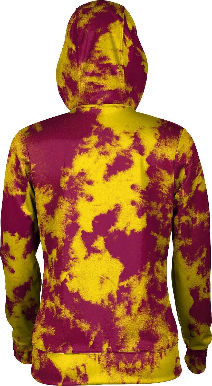 ProSphere University of Charleston Girls Zipper Hoodie Grunge School Spirit Sweatshirt