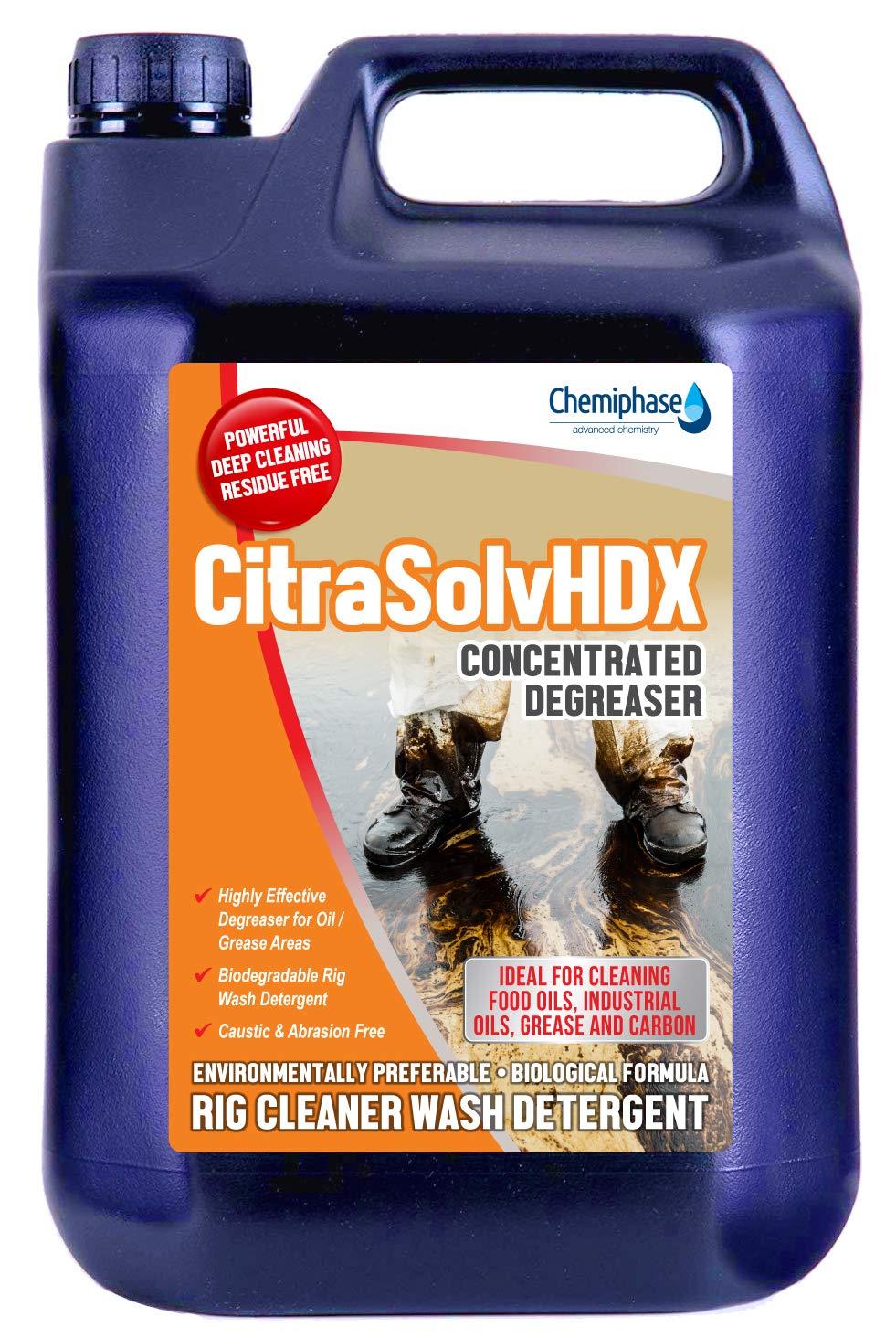 Citrasolv HDX – Desengrasante de aceite | Limpiador de aparejos ...