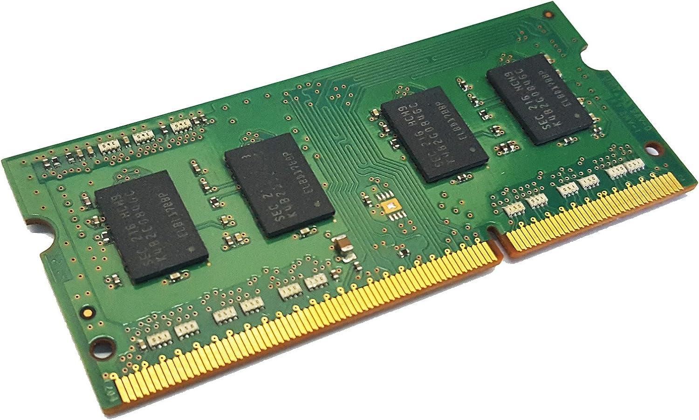 dekoelektropunktde 2GB RAM Memoria DDR3, componente Alternativo, Apto para HP Compaq Pavilion TouchSmart 23-f250 23 f250   Memoria Principal SODIMM PC3