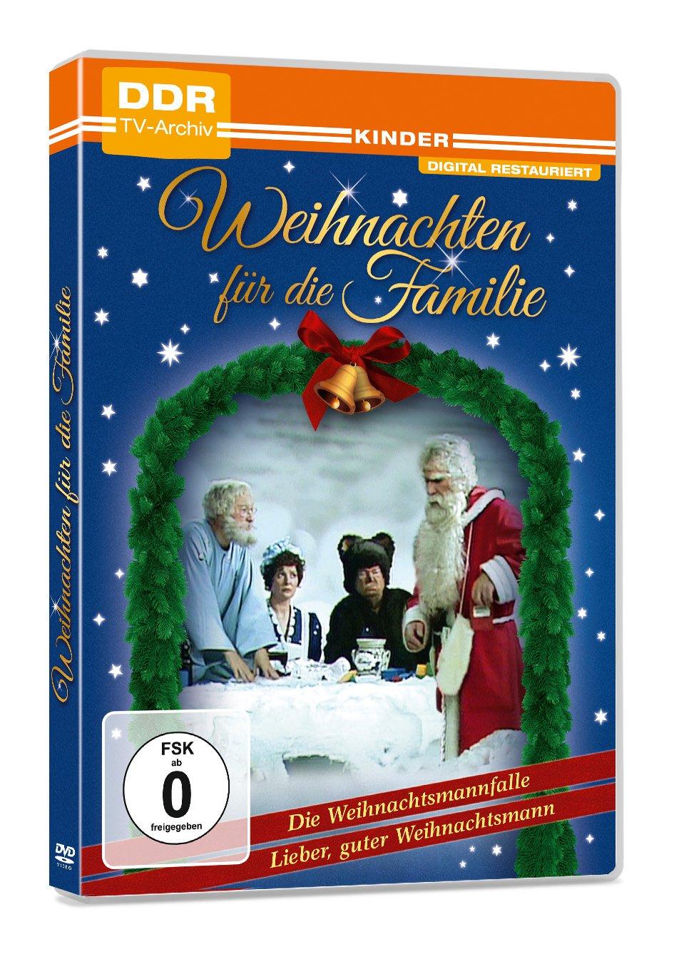 Weihnachten für die Familie: Die Weihnachtsmannfalle + Lieber, guter ...