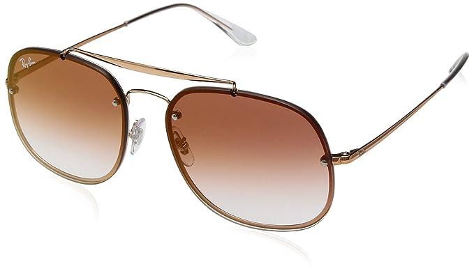 499618ccab Ray-Ban Gradient Square Unisex Sunglasses - (0RB3583N9035V058