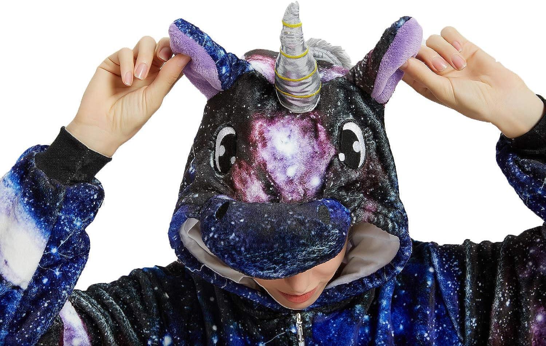 Animali Pigiama Un Unico Pezzo Halloween Cosplay Costume Costumi di Carnevale Adulti Pigiamino