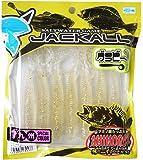 JACKALL(ジャッカル) ワーム グラビー 4インチ オーロラシュリンプ