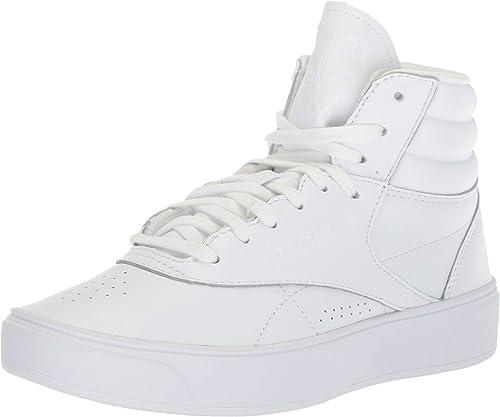 Reebok Women's Freestyle Hi Nova Sneaker