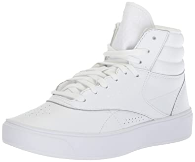 d50b5799d Amazon.com | Reebok Women's Freestyle Hi Nova Sneaker | Fashion Sneakers