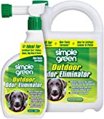 Simple Green Outdoor Odor Eliminator for Pets, Dogs, Ideal for Artificial