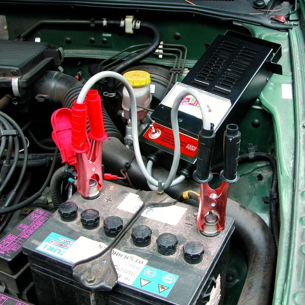 42V Carpoint 0623420 Tester Professionale per Batterie 12V