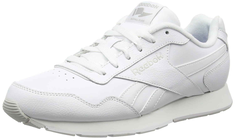 Reebok Royal Glide, Zapatillas de Deporte Unisex Adulto, Blanco (Blanco V53956), 39 EU: Amazon.es: Zapatos y complementos