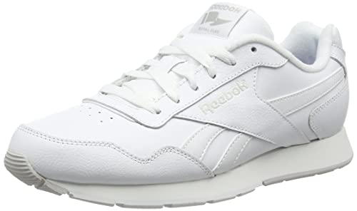 Reebok Royal Glide LX, Zapatillas de Trail Running para Hombre, Blanco (White/Steel 000), 46 EU