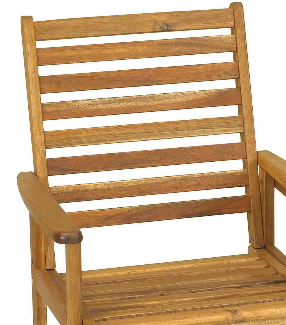 Garden chairs gt ascot teak garden companion seat bench garden tete - Napoli 2 Seater Companion Seat Love Seat Amazon Co Uk Garden Outdoors