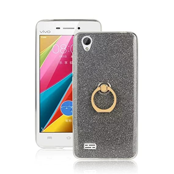 best website f6a42 b821a Amazon.com: Vivo Y31 Case,Gift_Source [Ring Holder Kickstand] [Anti ...