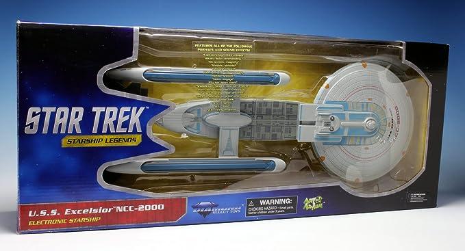 Star Trek VI: Aquel país desconocido El Modelo USS Excelsior NCC ...