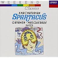 Spartacus / Gayanch & Masquerade Suites
