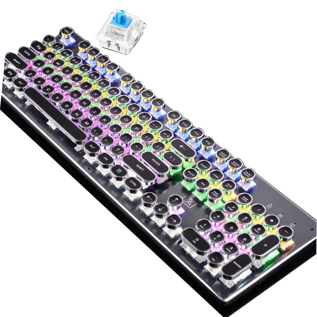 機械式ゲーム用キーボード - リニア&クワイエット Gray-green - B07FS5VSCK - リニア&クワイエット (Color : Gray-green axis) B07FS5VSCK, ユニフォームネット:e2ca1168 --- elmont.su