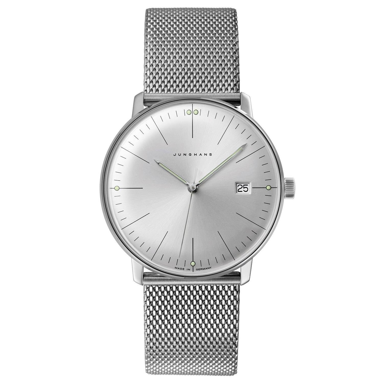 ユンハンス マックスビル 腕時計 メンズ JUNGHANS 041/4463.44[並行輸入品] B00OUO8TG4