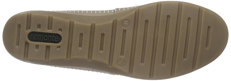 Remonte Damen D1902 D1902 D1902 Slipper Gold (Porzellan/Fango-silver/64) 07f712