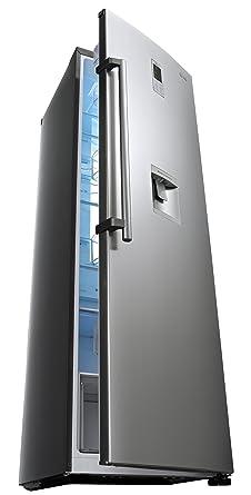 LG GL5141AEAZ Kühlschrank / A++ / Kühlen: 377 L / Brushed Steel /  Wasserspender (