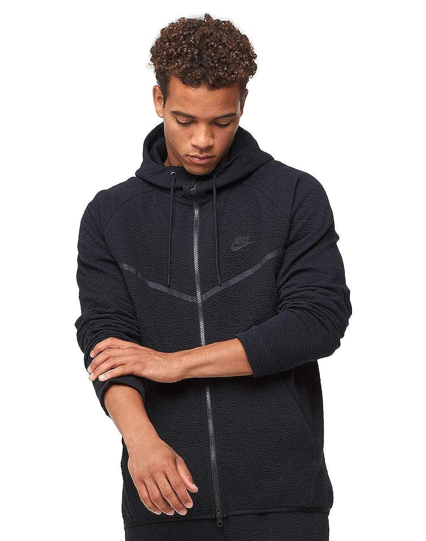 Icon Full Mens Zip Windrunner Jacket Textured Nike Tech Fleece rdtshQ