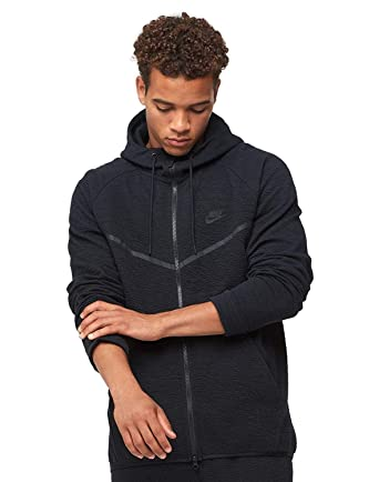 Nike Mens Tech Fleece Icon Textured Full Zip Windrunner Jacket at Amazon  Men s Clothing store  7db358a34