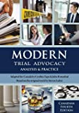 Modern Trial Advocacy: Analysis and