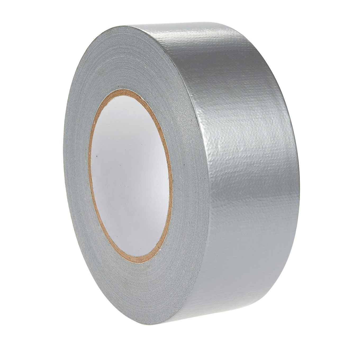 1 Piece Duct Tape - All-Purpose Multi-Surface Silver Adhesive Duct Tape for Marking, Decoration, Repair Work - 60 yards