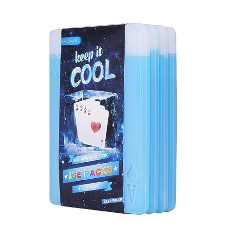 Amazon.com: OICEPACK - Paquete de hielo para lonchera ...