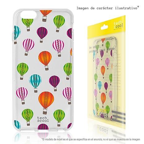 Funnytech® Funda Silicona para Samsung Galaxy S7 Edge [Gel Silicona Flexible [Ultra Slim 1,5mm-Gran Resistencia] [Diseño Exclusivo, Impresión Alta ...