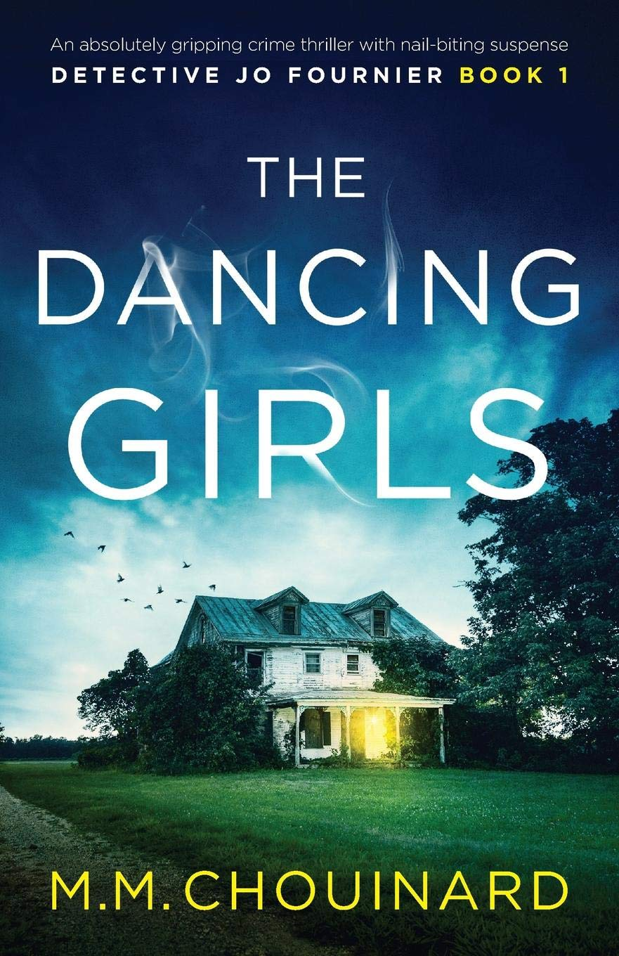 Dancing Girls absolutely nail biting Detective product image
