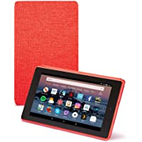 Amazon Fire HD 8 Tablet Case (7th Generation, 2017 Release), Punch Red