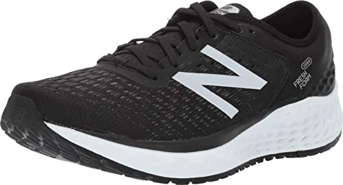 New Balance Fresh Foam 1080v9, Zapatillas de Running para Hombre, Negro (Black/White), 40 EU: Amazon.es: Zapatos y complementos